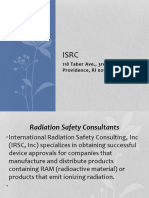 Radiation Safety Officer Training