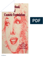A Book of Cosmetics Formulation