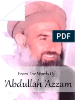 from the words of abdullah azzam.pdf