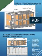 Estructuración y Dimensionamiento (1)