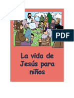 La Vida de Jesus Libro