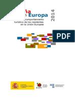 España en Europa 2014