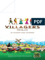 Reglas del Juego Villagers