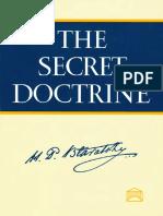Secret Doctrine Index