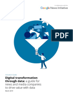 Activation Guide - Digital Transformation Through Data (News)