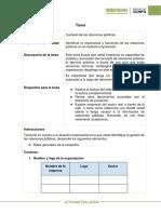 Actividad evaluativa - Eje1
