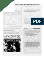Textos Para El Análisis Del Quiebre Democrático en Chile
