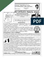 El Ecumenismo Catolico Historia Etapas