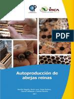auto produccion de abeja reina