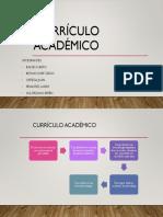 Currículo Académico Definición.pptx