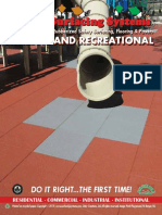 UNITY's Playground Brochure 2019 Version Low Res FINAL