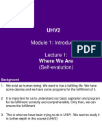 UHV2 M1 L1 - Introduction.ppt