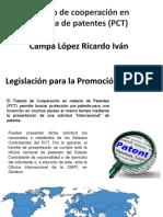 Tratado de Cooperacion en Patentes