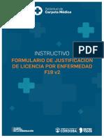 Instructivo F 19