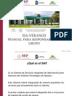 Manual Responsable Grupo Vera No s 2019