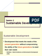 EM2010-Session 2 - Sustainable Development