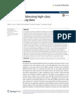 Leevy2018 Article ASurveyOnAddressingHigh-classI