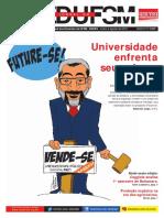 Jornal Da SEDUFSM Junho a Agosto 2019