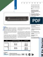 Qsc 1500a manual