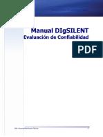 Manual DIgSILENT Evaluación de Confiabilidad 13.1