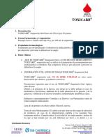 Ficha Tecnica Toxicarb