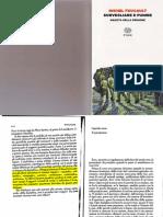 Foucault_capitolo 3 Sorvegliare e Punire