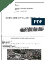 Residêncial Santo Amaro - SP