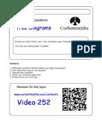 Tree Diagrams PDF