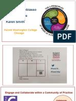 6 Principles at Work at CC