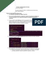 Practica Administrador de Linux