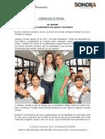 29-08-19 Lleva Gobernadora más apoyos a municipios