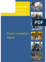 Project Complition Report