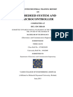 Embedded System Project Report