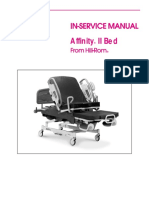 Hill-Rom Affinity 2 Bed - Service Manual
