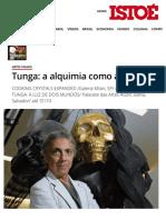 Tunga- a alquimia como arte - ISTOÉ Independente.pdf