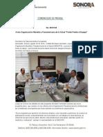 """28-09-18 Avala Organización Mundial y Panamericana de la Salud """"Ponte Frente al Espejo"""""""