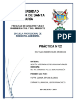 Práctica 2 Modelos Ambientales