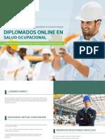 Brochure Diplomados Salud Ocupacional