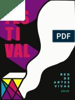 Llega el primer Festival de la Red de Artes Vivas a Uruguay