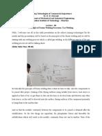 Lec6 Principle of Fusion Welding Processes Gas Welding