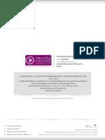 Complementando La Teoría de La Autodeterminación Con Las Metas Sociales Un Estudio Sobre La Diversión en Educación Física