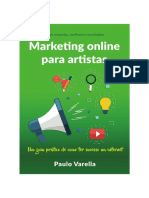Marketing Para Artistas