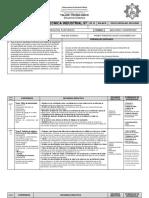 DCE planeación trimestral