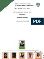 Organigrama y Funciones Del Dep. Rrhh