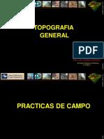 Practicas de Campo Topografia Universidad Continental