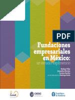 FUNDACIONES EMPRESARIALES MÉXICO
