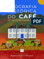 Geografia Historica Do Cafe No Vale Do Rio Paraiba Do Sul