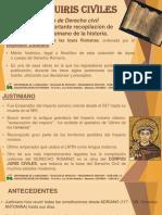 EXPOSICIÓN corpus IURIS CÓVILES.pptx