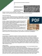El Origen de La Gramática de Los Idiomas de Guatemala
