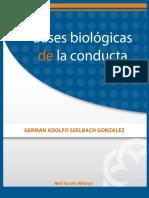Bases biológicas de la conducta- German Adolfo Seelbach González